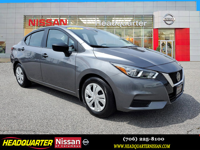 Used 2020 Nissan Versa in , AL
