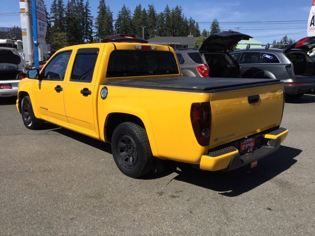 Used 2004 Chevrolet Colorado Crew Cab 126.0 WB 1SB LS Z85