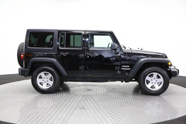2016 Jeep Wrangler Unlimited for sale 124726 3
