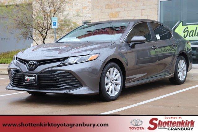 New 2020 Toyota Camry in Granbury, TX