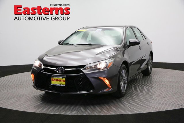 2017 Toyota Camry for sale 123770 0