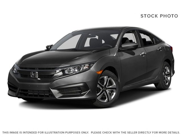 2016 Honda Civic Sedan LX 4dr Man LX 2.0L 4 Cylinder [2]