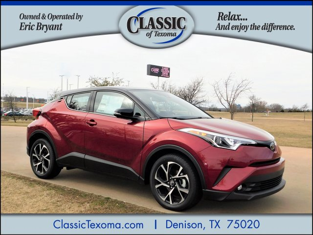 New 2019 Toyota C-HR in Denison, TX