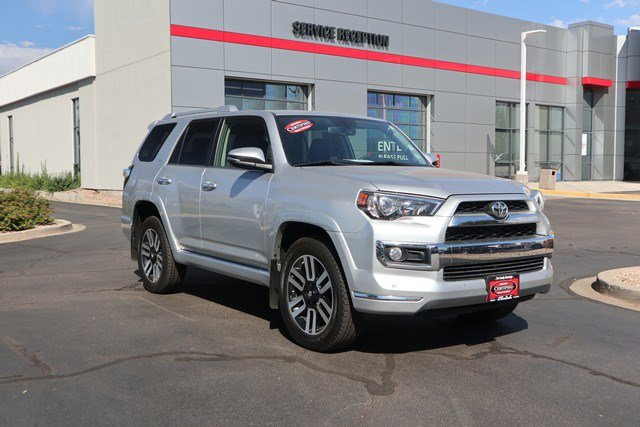 Used 2016 Toyota 4Runner in Laramie, WY