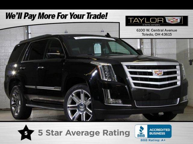 2017 Cadillac Escalade Luxury 45799 miles VIN 1GYS4BKJ9HR153444 Stock  19