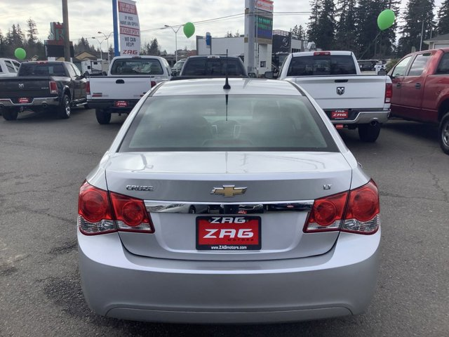 Used 2014 Chevrolet Cruze 4dr Sdn Auto 1LT