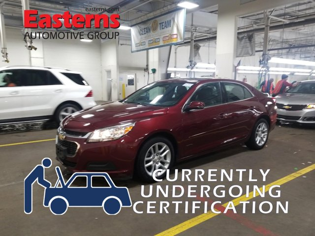 2016 Chevrolet Malibu Limited LT 4dr Car