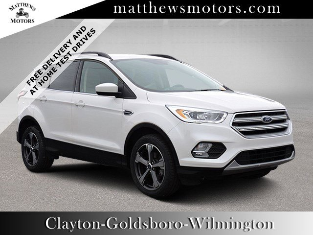 Used 2018 Ford Escape in Clayton , NC