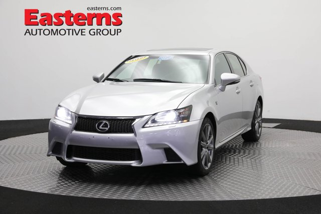 2014 Lexus GS 350 F-Sport 4dr Car