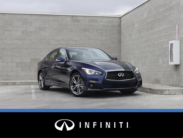 2021 INFINITI Q50 3.0t SIGNATURE EDITION 3.0t SIGNATURE EDITION AWD Twin Turbo Premium Unleaded V-6 3.0 L/183 [0]