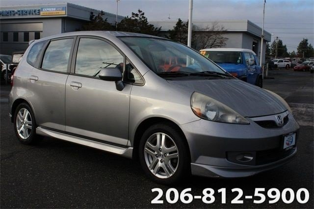 Used 2007 Honda Fit in Seattle, WA