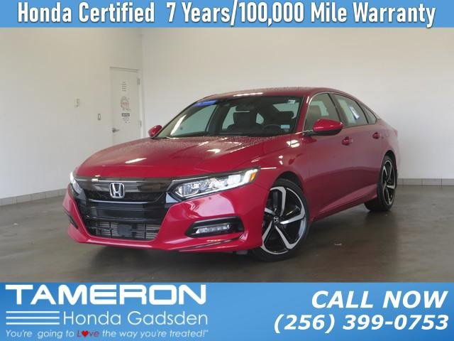Used 2018 Honda Accord Sedan in Gadsden, AL