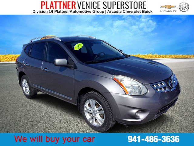 Used 2013 Nissan Rogue in Venice, FL