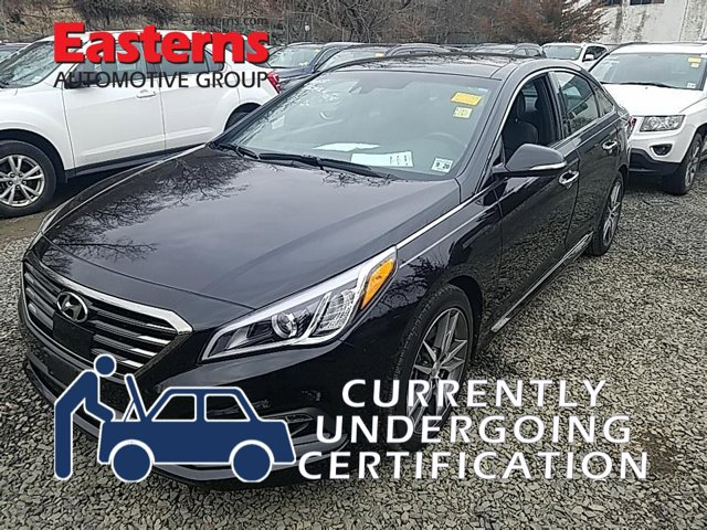 2015 Hyundai Sonata Sport Ultimate Turbo 4dr Car