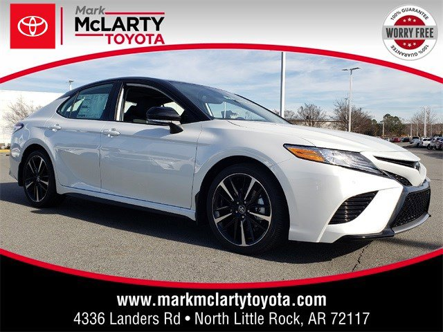 New 2020 Toyota Camry in North Little Rock, AR