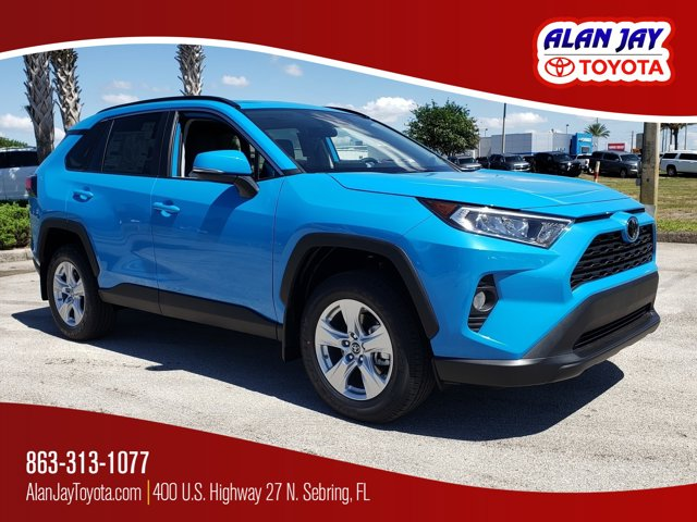 New 2019 Toyota RAV4 in Sebring, FL