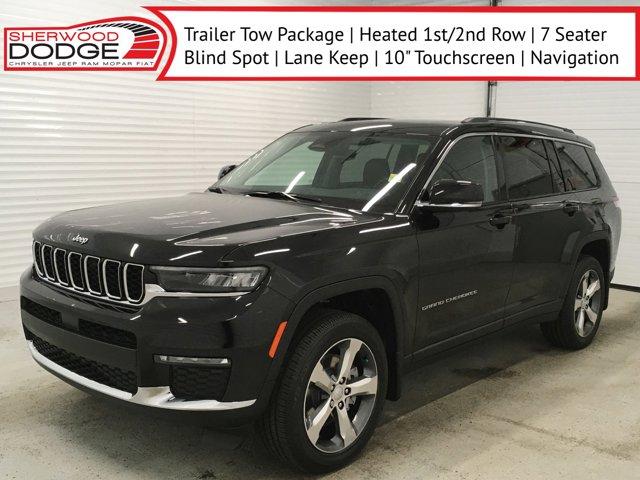 2021 Jeep Grand Cherokee L Limited Limited 4x4 Regular Unleaded V-6 3.6 L/220 [7]