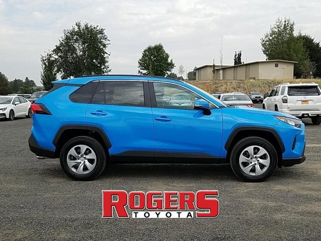 New 2019 Toyota RAV4 in Lewiston, ID