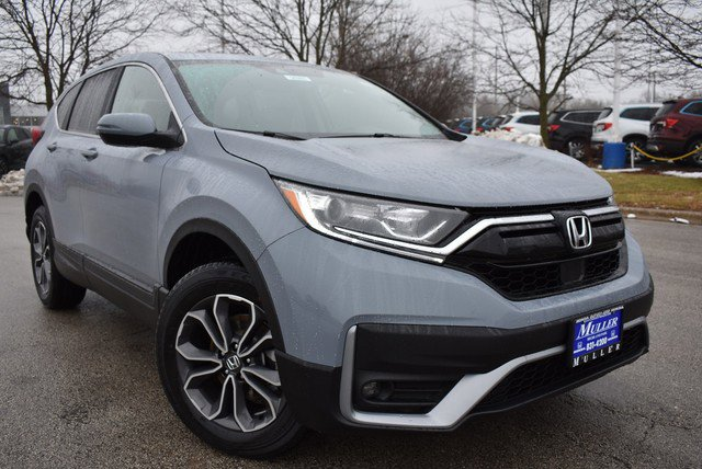 New 2020 Honda CR-V in Highland Park, IL