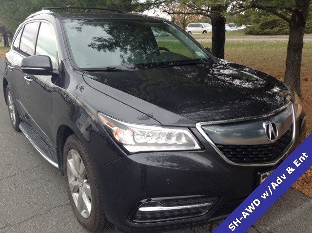 Used 2016 Acura MDX in Latham, NY