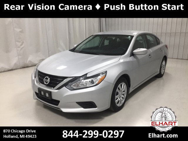 Used 2016 Nissan Altima in Holland, MI
