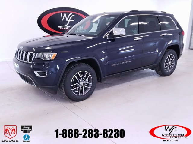 New 2018 Jeep Grand Cherokee in Baxley, GA