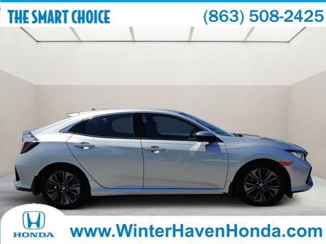Used 2018 Honda Civic Hatchback in Winter Haven, FL