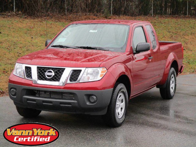New 2019 Nissan Frontier in High Point, NC