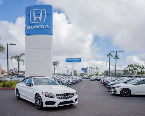 Used 2017 Mercedes-Benz C-Class in Chula Vista, CA