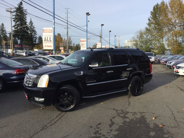 Used 2009 Cadillac Escalade AWD 4dr