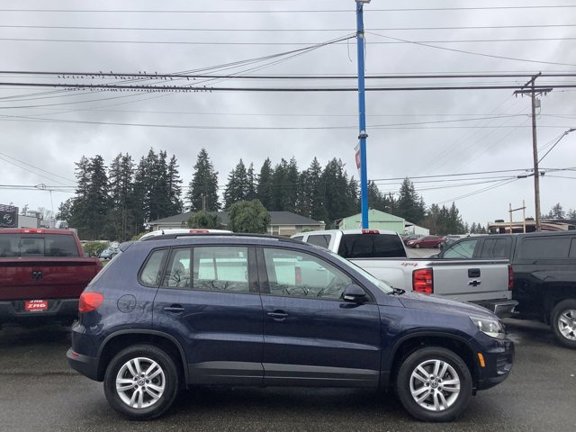 Used 2016 Volkswagen Tiguan 2WD 4dr Auto S