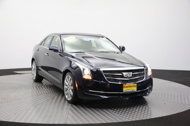 2016 Cadillac ATS for sale 120091 29