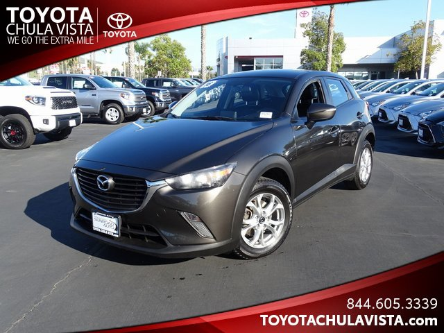 Used 2016 Mazda CX-3 in San Diego, CA