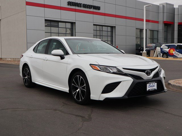 Used 2018 Toyota Camry in Fort Morgan, CO