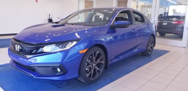 New 2020 Honda Civic Sedan in Yuma, AZ