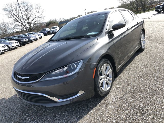 Used 2016 Chrysler 200 in Dothan & Enterprise, AL