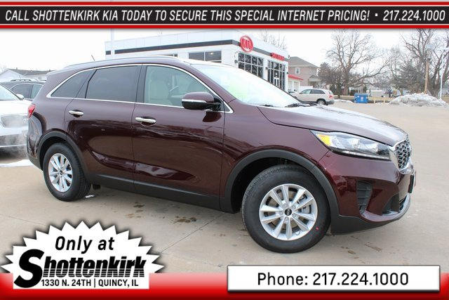 New 2020 KIA Sorento in Quincy, IL