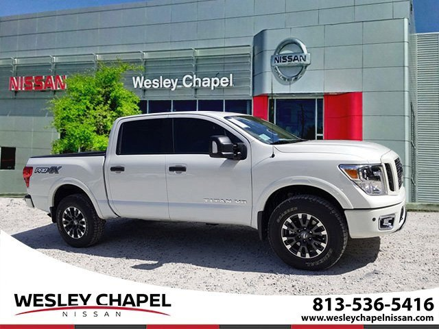 New 2019 Nissan Titan in Wesley Chapel, FL