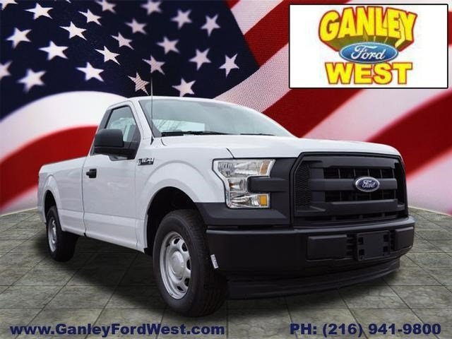New 2017 Ford F-150 in Cleveland, OH