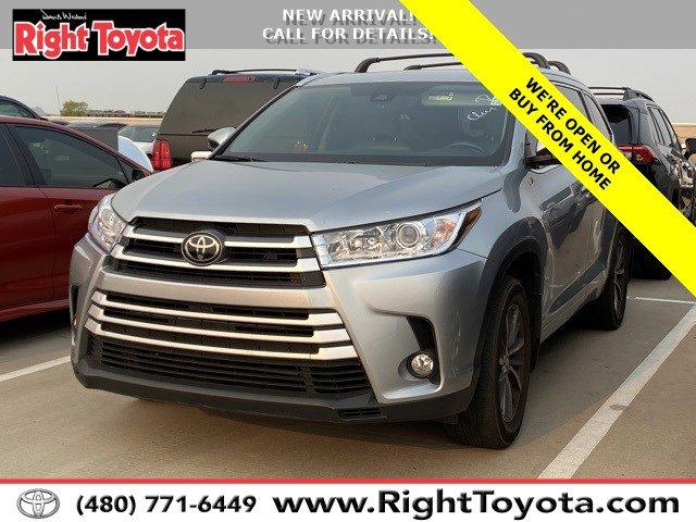 2017 Toyota Highlander  Regular Unleaded V-6 3.5 L/211 [3]
