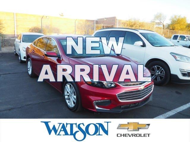 2017 Chevrolet Malibu LT 4dr Sdn LT w/1LT Turbocharged Gas I4 1.5L/91 [5]