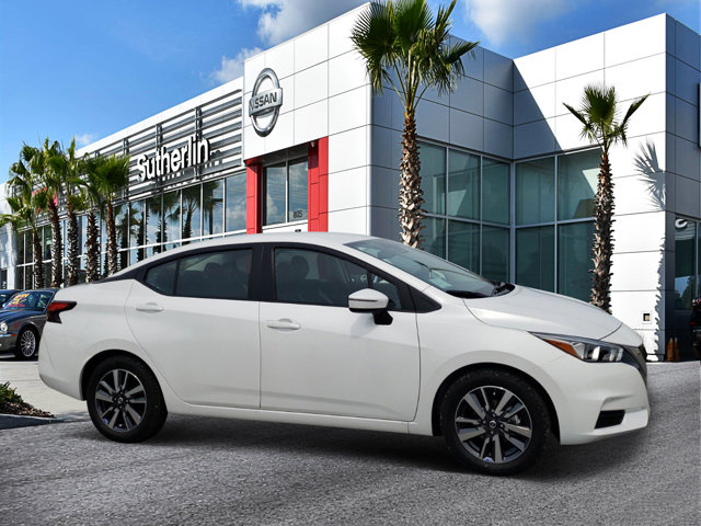 New 2020 Nissan Versa in Orlando, FL