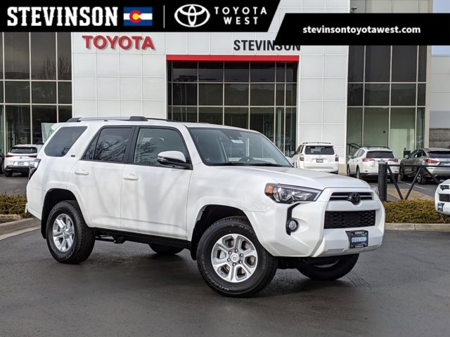 New 2020 Toyota 4Runner in Lakewood, CO