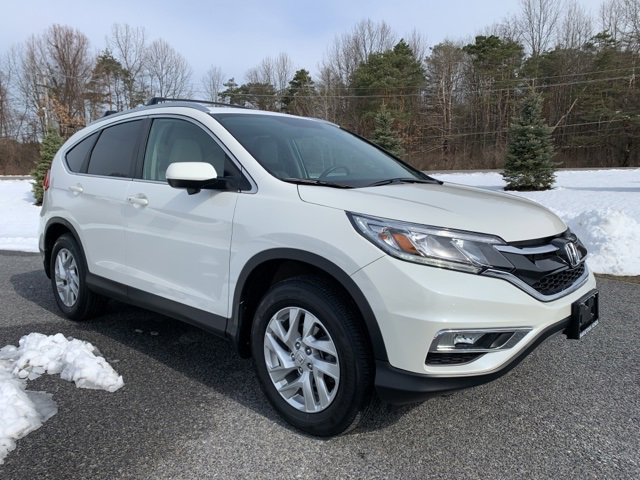 Used 2016 Honda CR-V in Saratoga Springs, NY