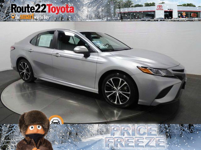 2019 Toyota Camry SE SE Auto Regular Unleaded I-4 2.5 L/152 [12]