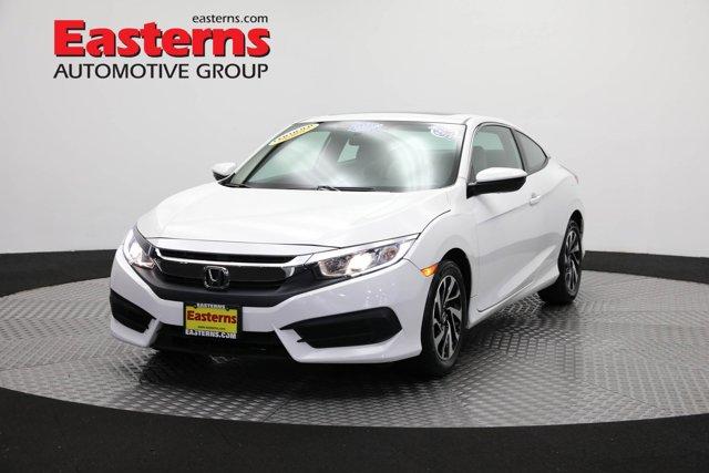 2017 Honda Civic Coupe LX-P 2dr Car