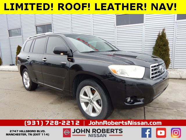 Used 2009 Toyota Highlander in Manchester, TN