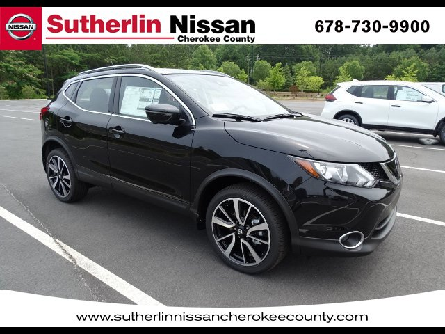 New 2019 Nissan Rogue Sport in Holly Springs, GA