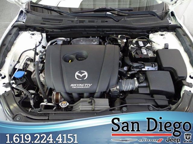 Used 2018 Mazda Mazda3 4-Door Sport Auto