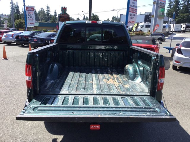 Used 2008 Ford F-150 4WD SuperCrew 139 Lariat